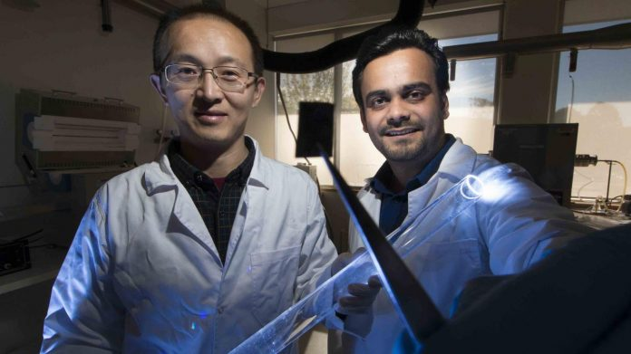 New organic material unlocks faster and more flexible electronic devices