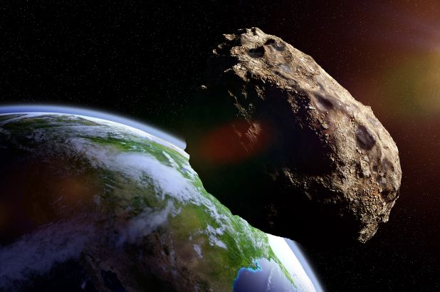Asteroid heading towards Earth in time for United States  election
