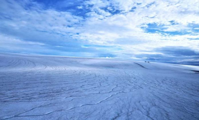 Study: Ancient Mars was covered in ice sheets meaning life was even more likely