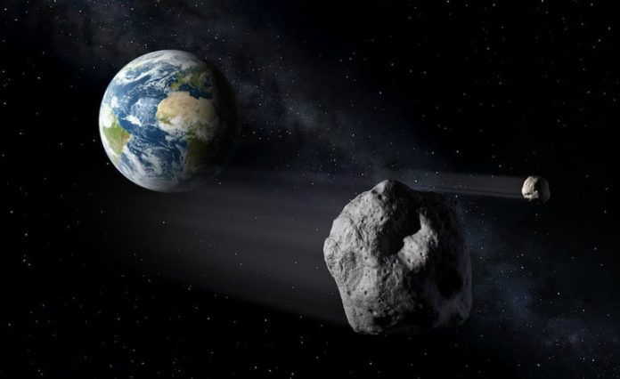 Amateur Astronomer Discovers Large Near-Earth Asteroid, Report
