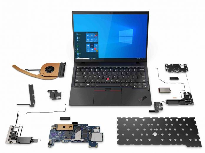 Featherweight X1 Nano is Lightest ThinkPad™ Ever 1 Pioneering ThinkPad™ X1 Fold is Now Available to Order