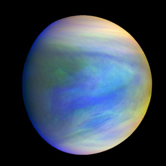 Life On Venus? Astronomers Detect Biosignature Gas Phosphine
