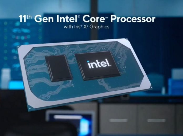 Report: Intel launches 11th Gen Core mobile processors with Iris Xe