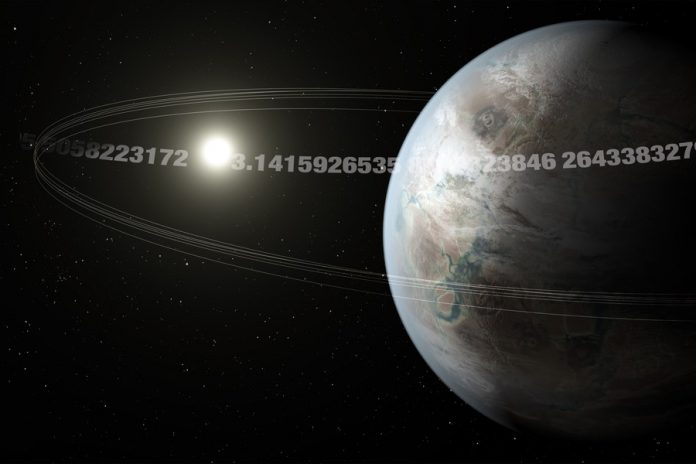 "Scientists discover an Earth-sized ""pi planet"" with a 3.14-day orbit"