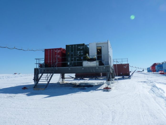 Study: Automated Halley monitors the ozone hole over Antarctica