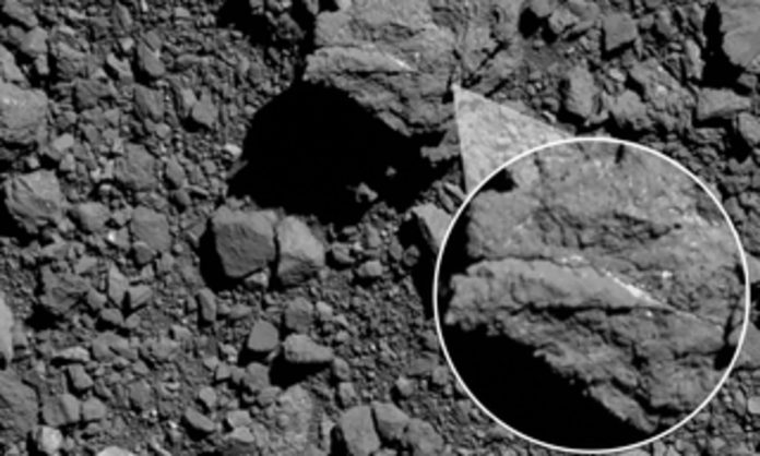 Asteroid Bennu was once part of a space rock with flowing water, says new research