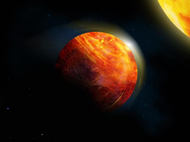 Scientists Determine Lava Planet May Have Supersonic Winds, Atmosphere of Vaporized Rock