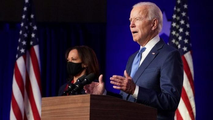 US Election Final Results 2020 LIVE: Biden predicts victory as he leads over Trump