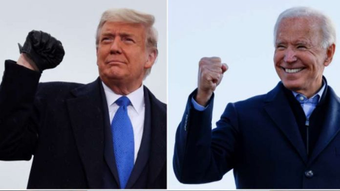 US Election Final Results 2020 LIVE: Biden predicts victory over Trump as counts go on