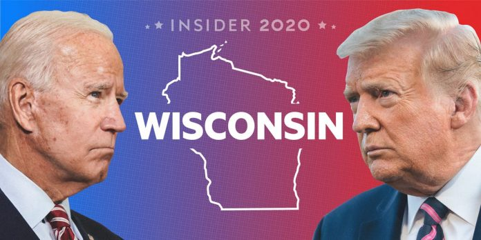 US Election Results 2020 LIVE: Biden pulls ahead in Wisconsin