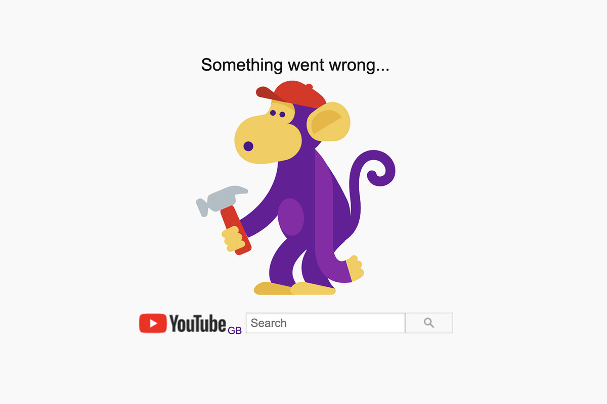 Gmail, YouTube Down Briefly as Google Suffers Outage
