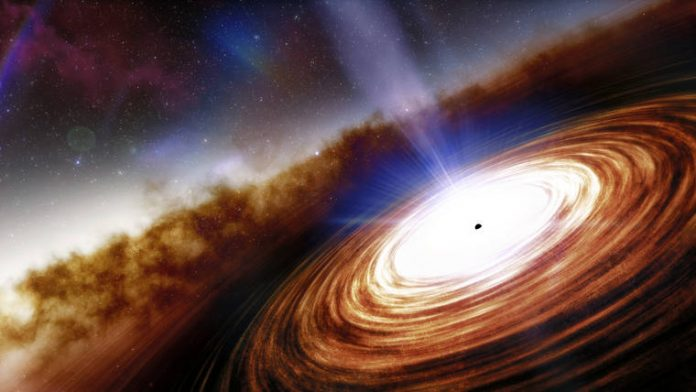 Researchers discover the oldest, most distant 'supermassive' black hole