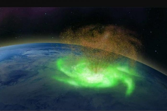 Researchers reveal first-ever evidence of a plasma 'space hurricane'