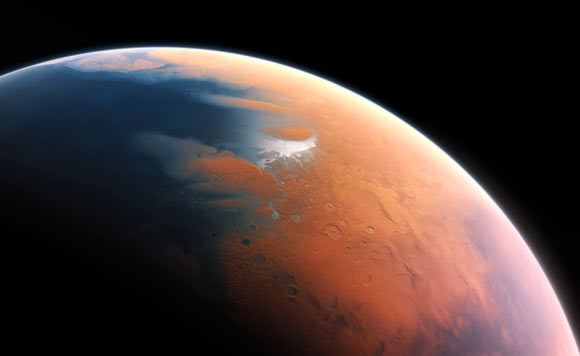 Mars Too Small to Be Habitable, New Research Suggests