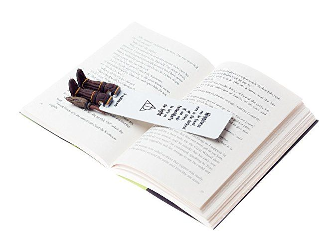 Engineers breathe new life into paper books with the Magic Bookmark
