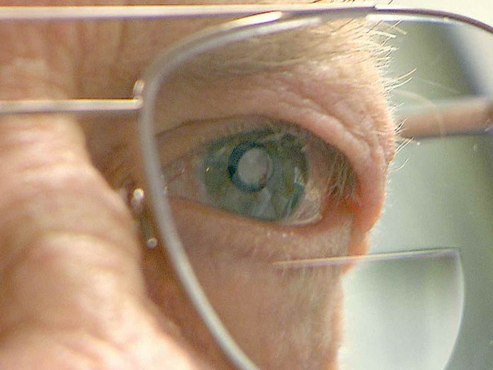 Implanted telescope restores sight to macular degeneration patients