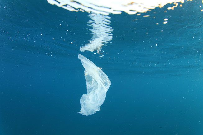 Study reveals how much plastic debris is currently floating in the Mediterranean Sea